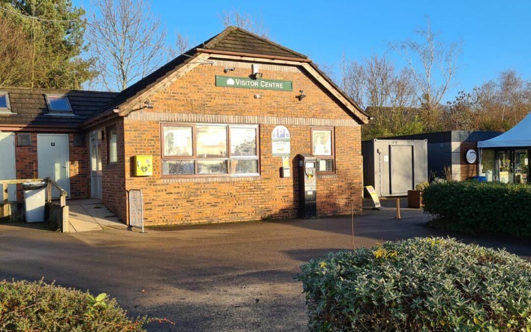Astbury Mere Visitor Centre