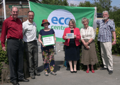 Eco Centre Award