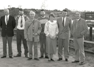 Trustees circa 1988